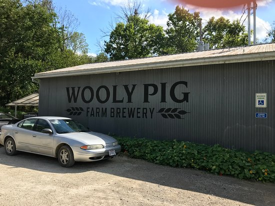 Wooly Pig Farm Brewery