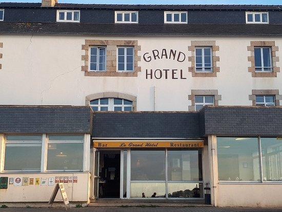 Penvenan, Frankrig: Grand Hotel de Port Blanc