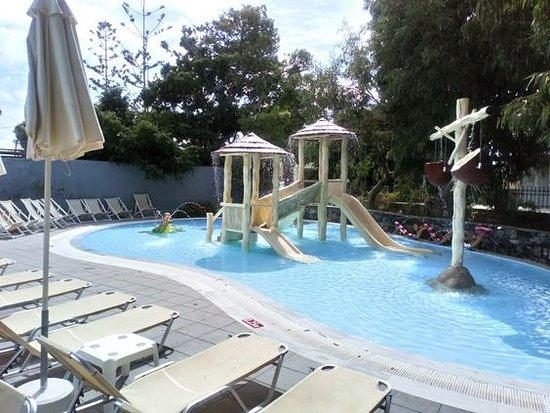 Atlantica Akti Zeus Hotel: KID`S SPLASH POOL