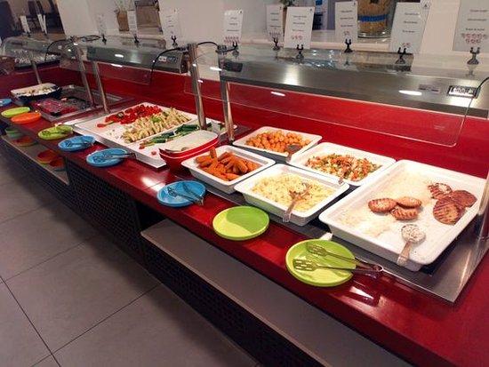 Atlantica Akti Zeus Hotel: KIDS FOOD BAR