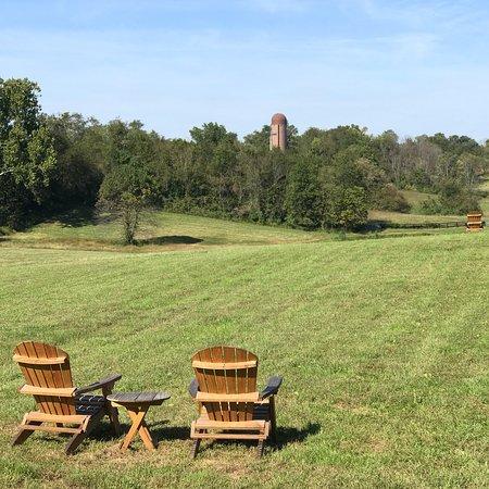 Upperville, Virginie: Scenes from around SRV.