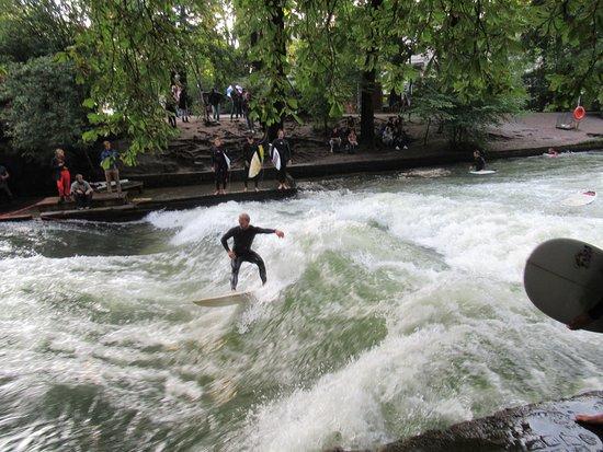 Eisbach Wave