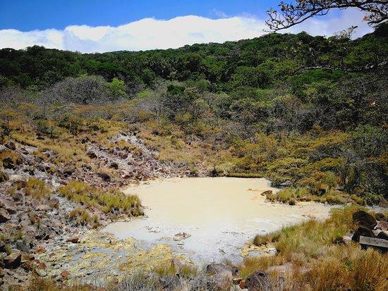 Rincon de La Vieja National Park: mud pool