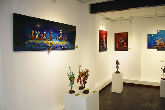 Miguel Illescas Art Gallery