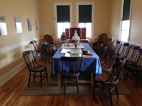 Ocean City, Nueva Jersey: Group, dining room