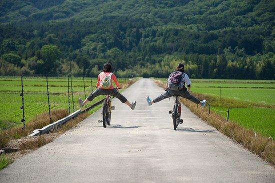 Cazacle Cycling Tour