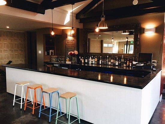 Mount Somers, Neuseeland: Bistro dining area