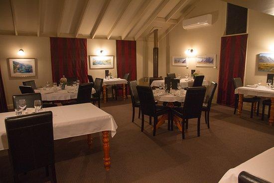 Mount Somers, Neuseeland: A la carte Restaurant