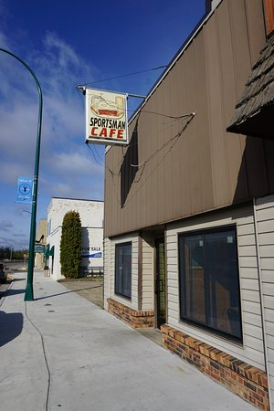 Deer River, MN: Sportsman's Cafe