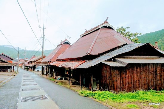 Hagishi Sasanamiichi Traditional Building Group Preserved District