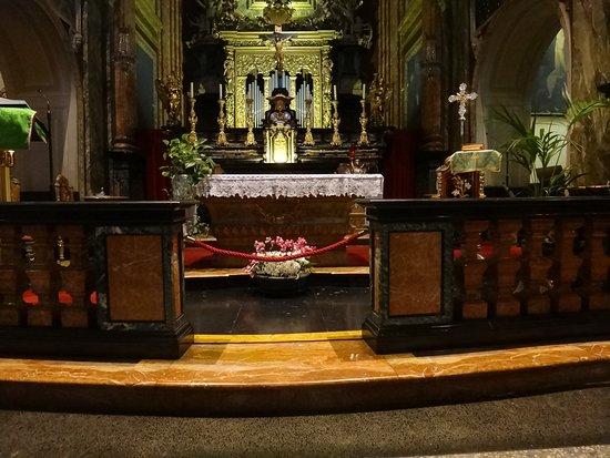 Chiese di San Carlo e Santa Cristina : Chiesa de Santa Cristina.