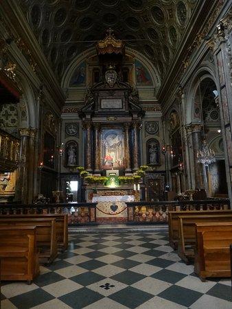 Chiese di San Carlo e Santa Cristina : Igreja de San Carlo Barromeo.