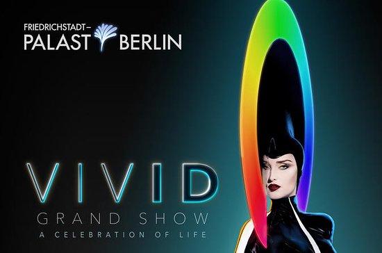 Friedrichstadt-Palast Show i Berlin