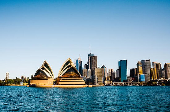 2-Day Combo: Sydney City Tour, Sydney Harbour Lunch Cruise and Blue...