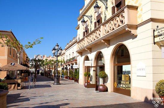 La Roca Village Privat upplevelse med ...