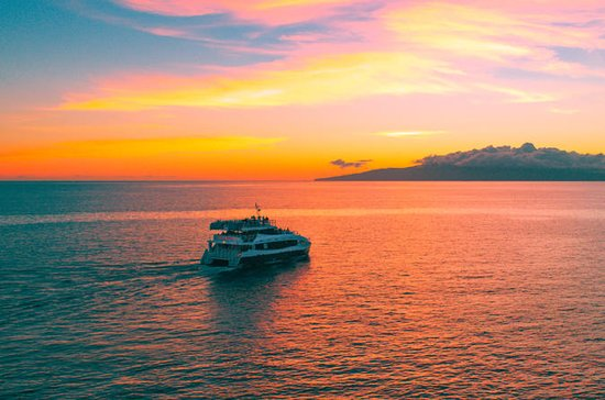 Sunset Dinner Cruise Aboard the...