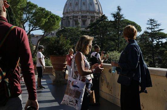 Tidlig Vatikanets Semi-Private Tour