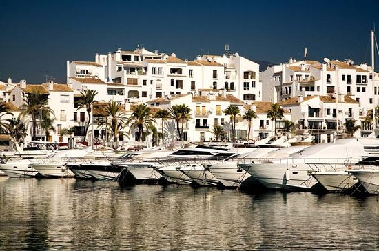 Private City Tour of Marbella and...