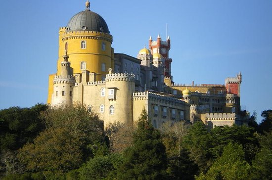 Full-Day Best of Sintra and Cascais...