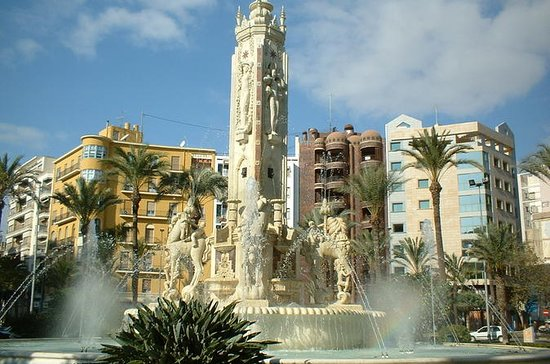 Alicante Private Half Day Tour med...