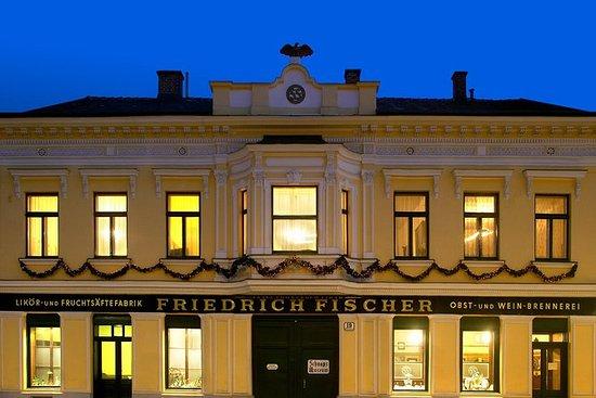 旧维也纳Schnapsmuseum私人之旅