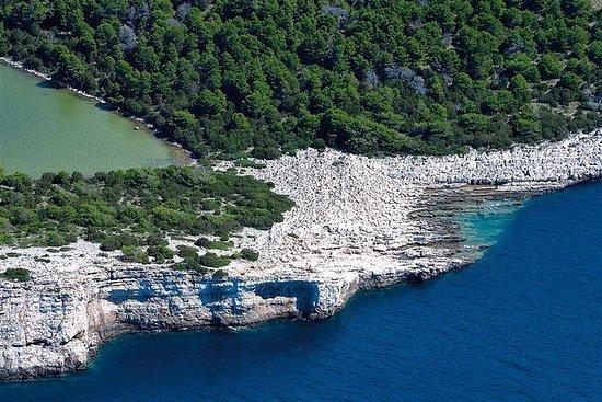 Au départ de Zadar: journée au parc...