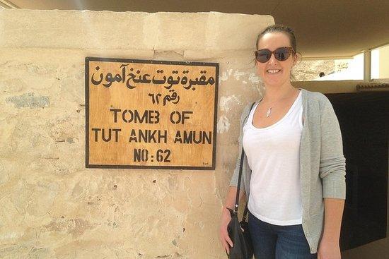 Luxor Day Tour Fra Kairo Med Fly King...