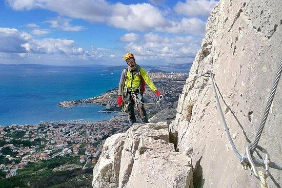 Via Ferrata Split - Perun tur fra...