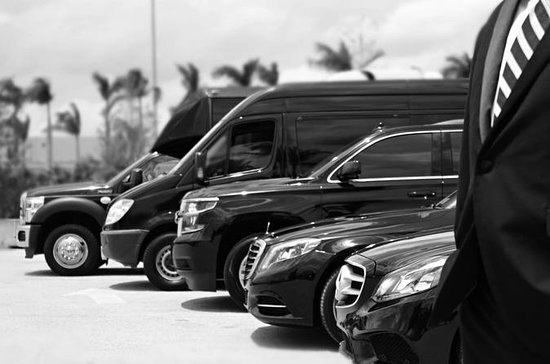 DFW International Airport One Way Airport Transfer