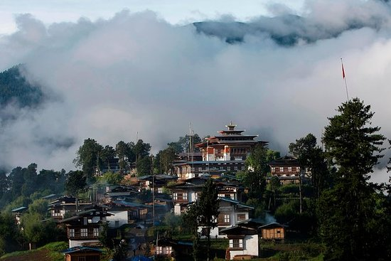 Bhutan-The Kingdom in the Sky ( 12...