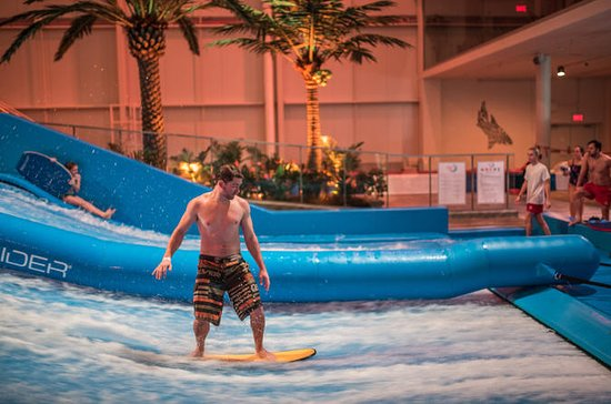 Bora Park Indoor Water Park Admission Ticket