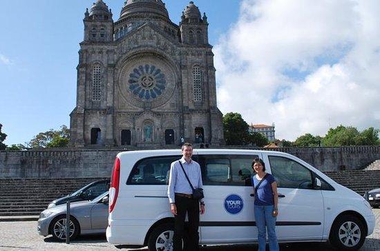 Alto Minho Full-Day Tour from Braga...