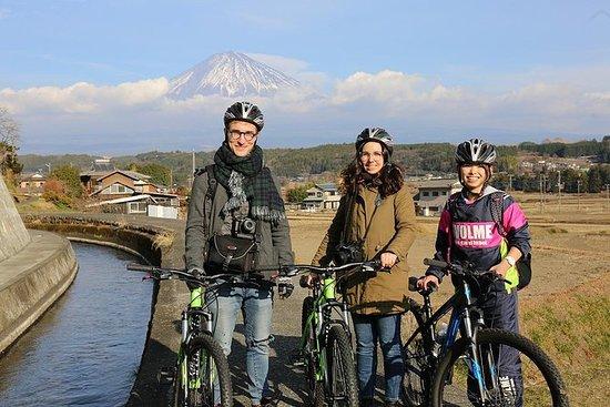 Mt Fuji Satoyama Village Cycling...