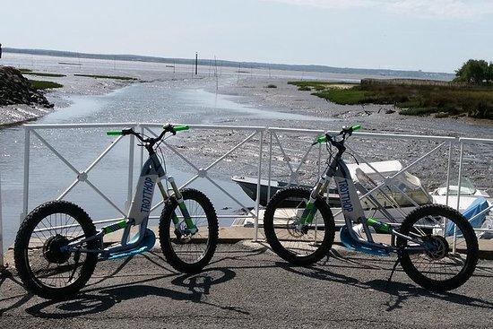Arcachon Bay's Tour riding the future