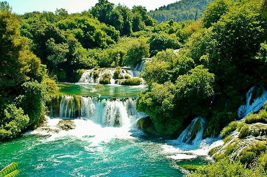 Krka Waterfalls & Skradin Tour