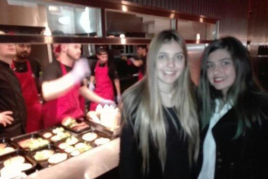 Walking Tour  & Argentine Hamburger...