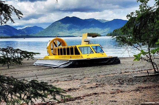Hovercraft Eco Adventure y vida...