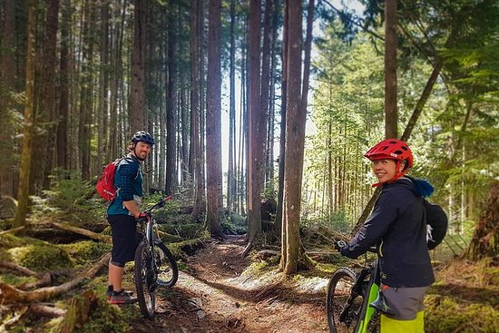 Intro to Mountain Biking in Squamish