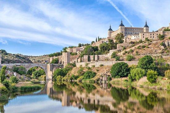 Toledo Express: tour privato guidato