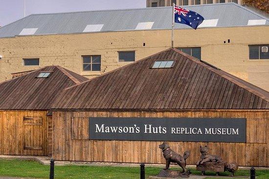 Mawsons Huts Replica Museum...