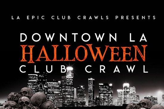 Halloween Downtown Los Angeles Club ...