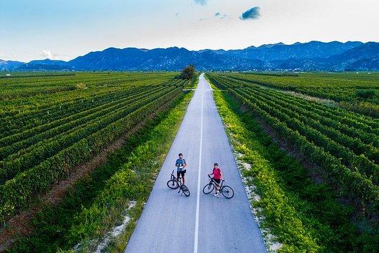 Sykling og vin i Dalmatian Hinterland