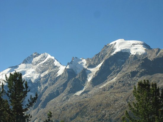 Bernina Express照片