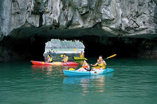 Ha Long Bay Luxury one day trip with...