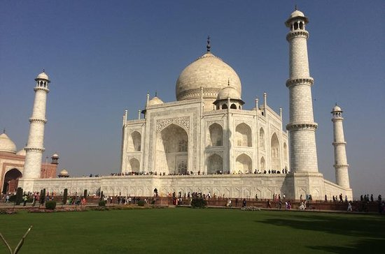 Same Day Tajmahal Tour by Car From...