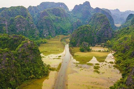 Hoa Lu- Mua cave- Tam Coc - Cooking...