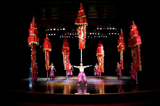 Acrobats of China Admission