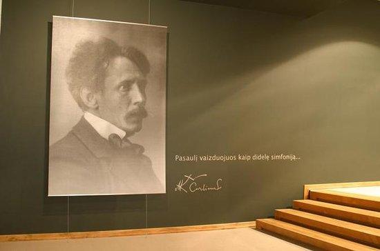 National M. K. Ciurlionis Art Museum...