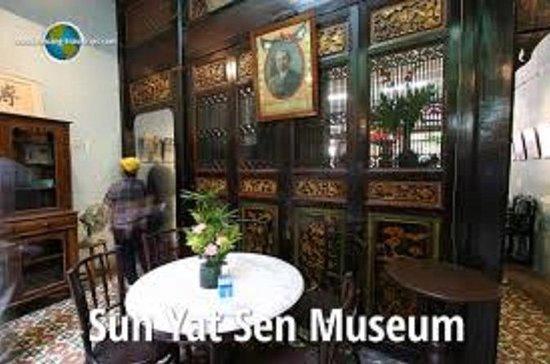 Entrada al Museo Penang Sun Yat Sen
