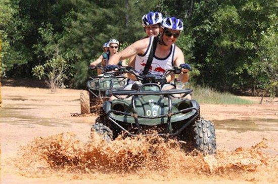 Incredibile tour in quad per ATV in